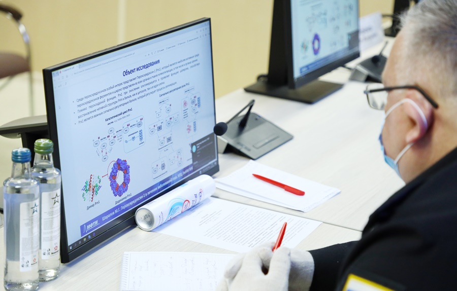 Медицина будущего: в Анапе представили веб-технологию для лечения пациентов