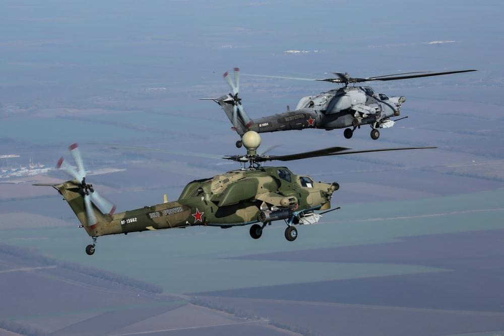 В небе над Краснодаром прошло авиашоу в честь Дня Победы