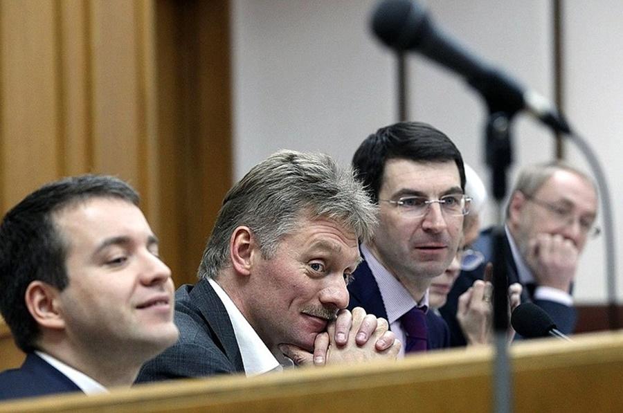 Пресс-секретарь президента России Дмитрий Песков заразился коронавирусом