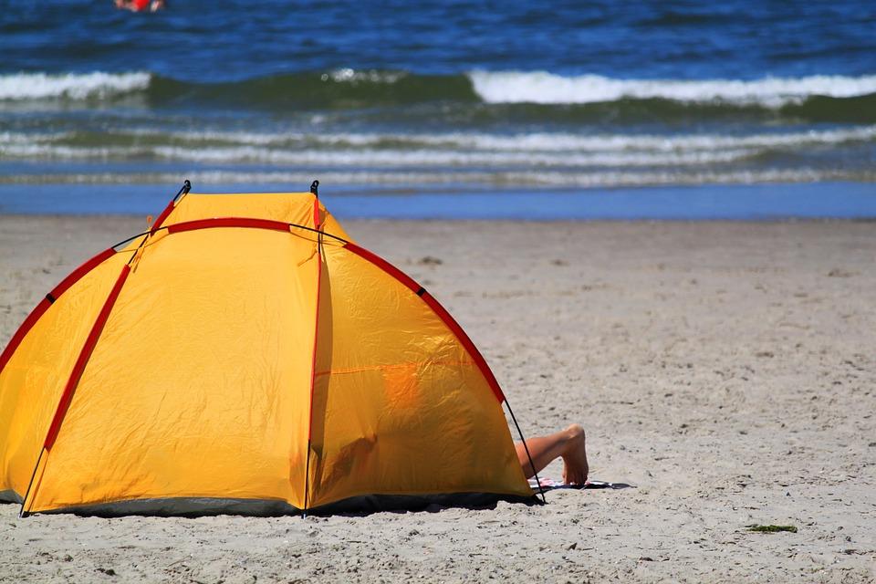 Дикие пляжи Краснодарского края на берегу Черного и Азовского моря