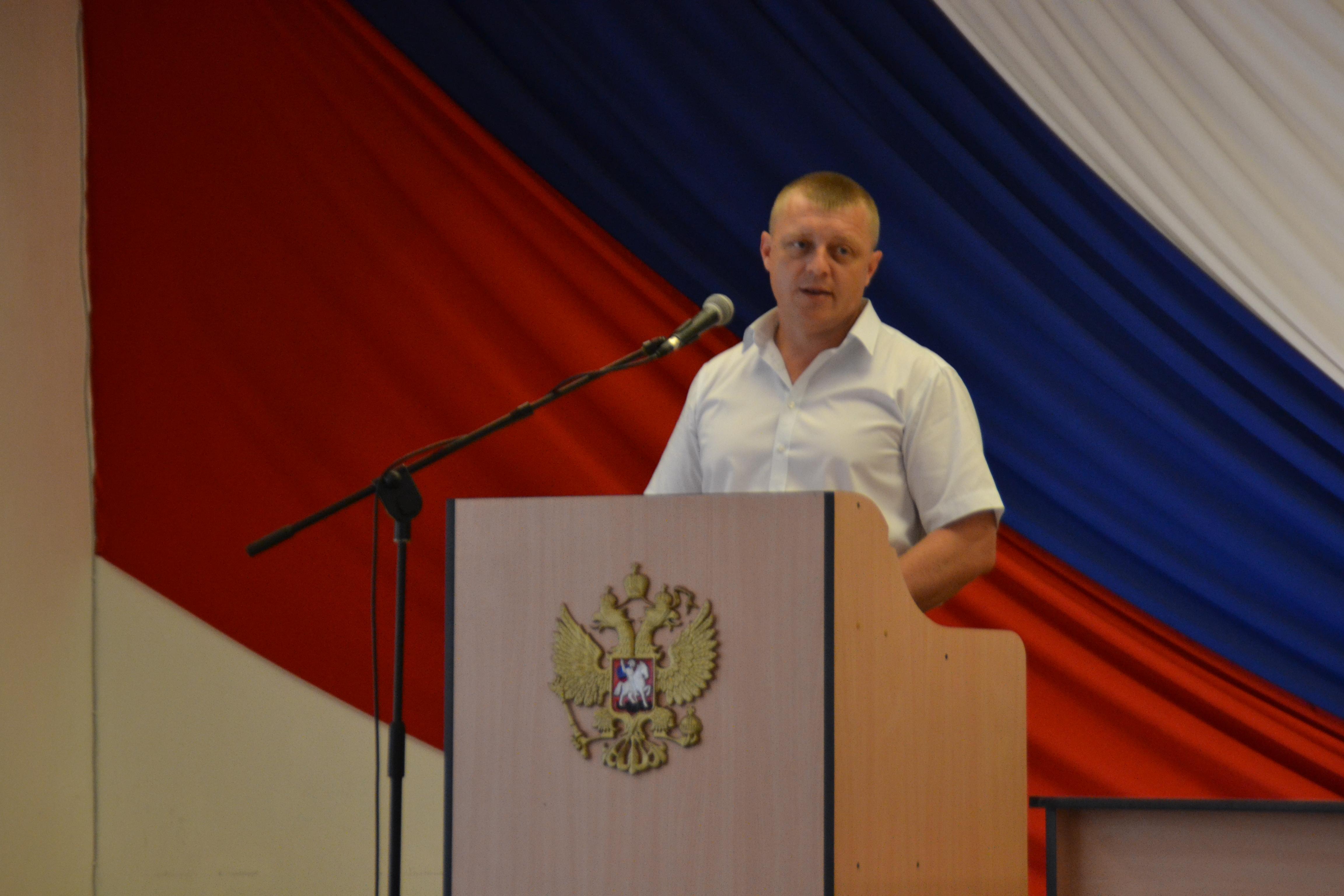 Новым мэром Туапсе стал Сергей Бондаренко