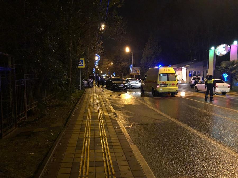 Экс-полицейский получил условный срок за ДТП с тремя пострадавшими в Сочи