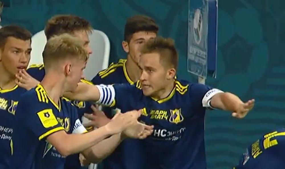 Скандальный футбольный матч в Сочи закончился