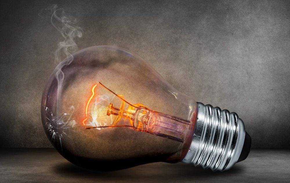 В Краснодаре остались без электричества  28,5 тысяч жителей
