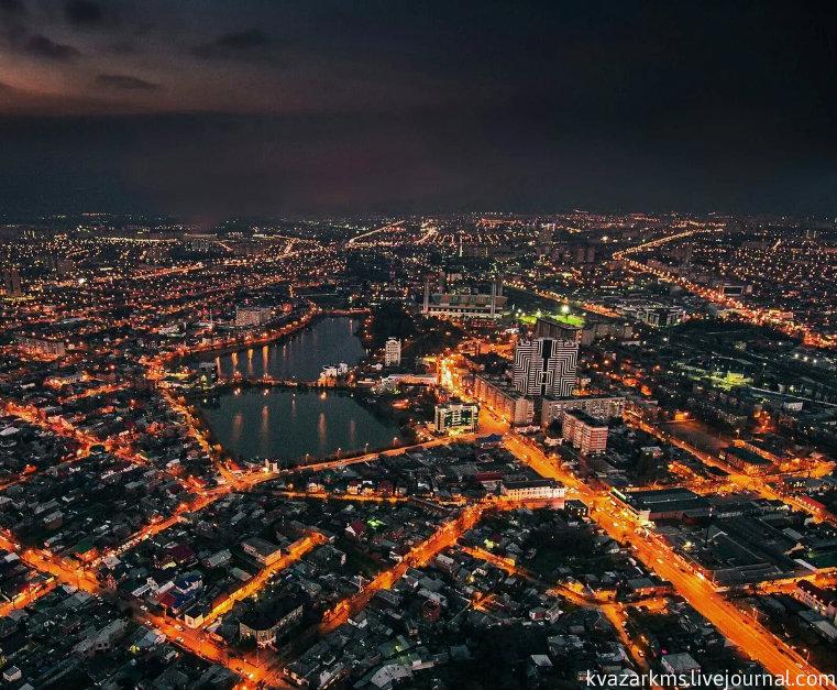 Топ фотогеничных мест в Краснодаре