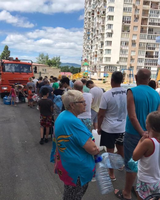 Алена Водонаева предложила мэру Геленджика сменить работу