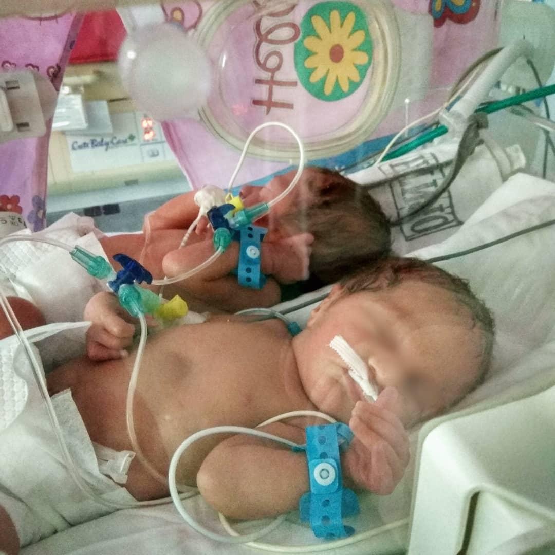 В Краснодарском роддоме родилось три пары двойняшек в один день