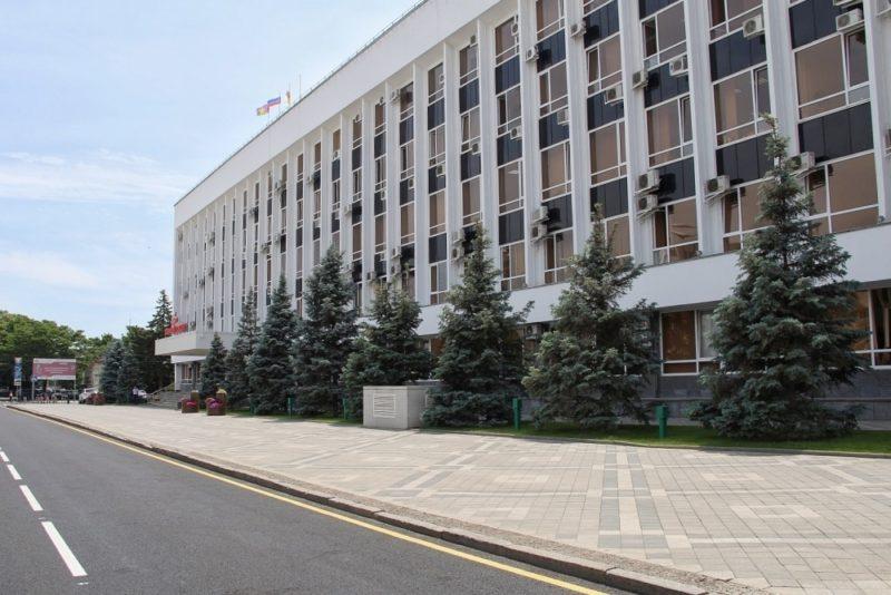 Из-за вспышки коронавируса сотрудники администрации Краснодара отправлены на