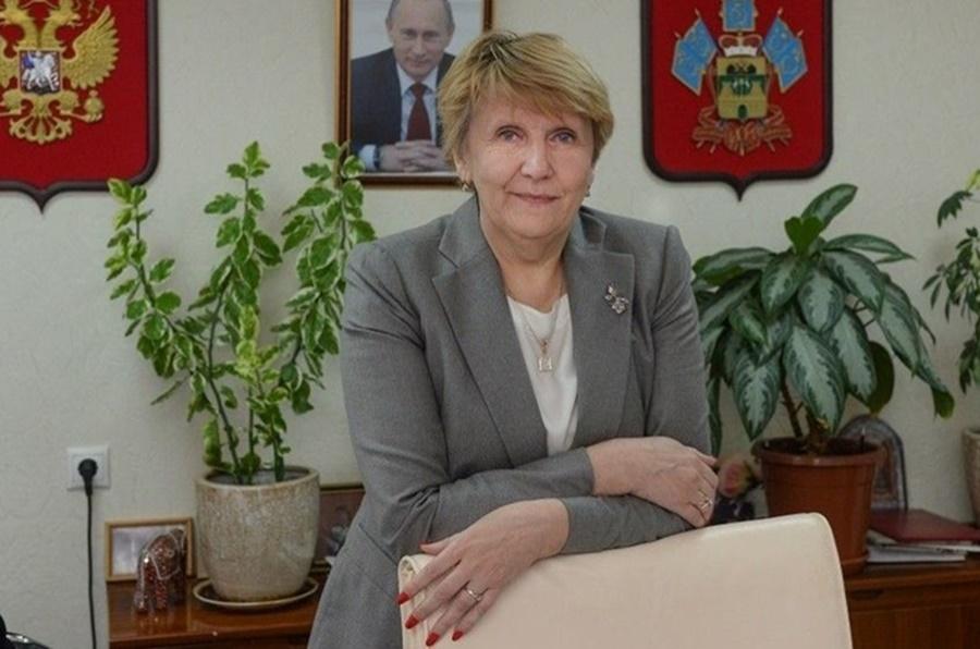 Уголовное дело в отношении экс-министра спорта Кубани Людмилы Черновой закрыто