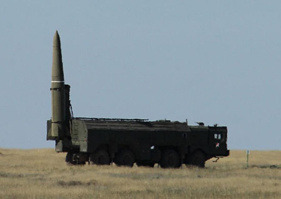 На Кубани военнослужащие ракетного соединения подняты по тревоге