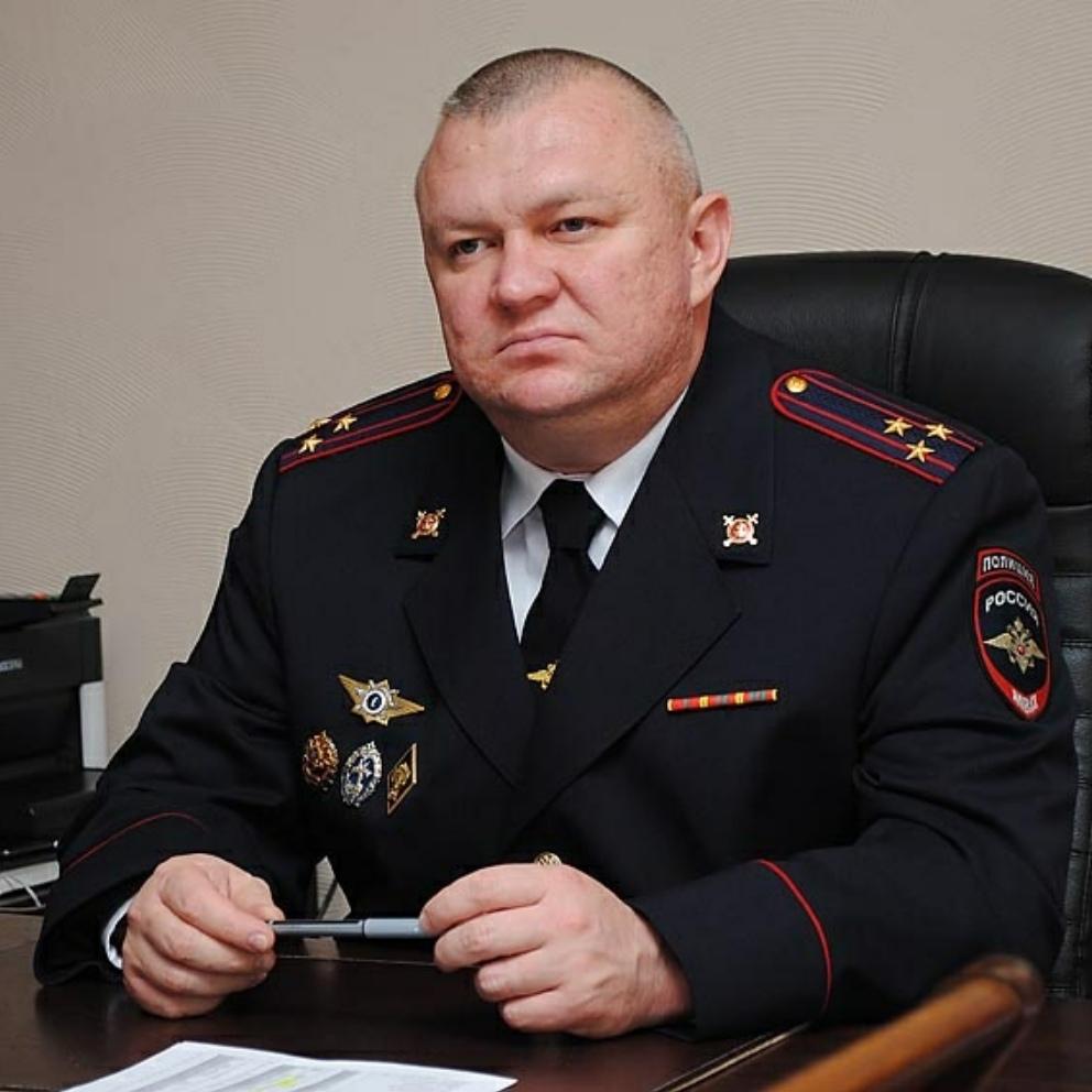 Скончался начальник ОМВД России по Белоглинскому району Евгений Сивицкий