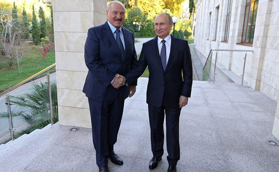 Путин и Лукашенко проведут встречу в Сочи 14 сентября