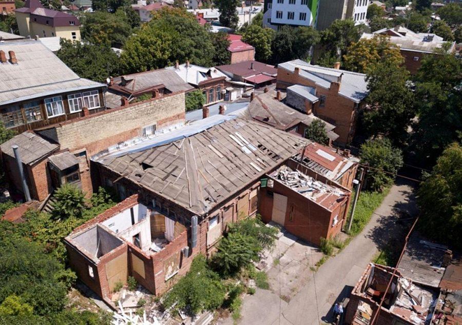 Краснодарская усадьба купца Котлярова признана объектом культурного наследия