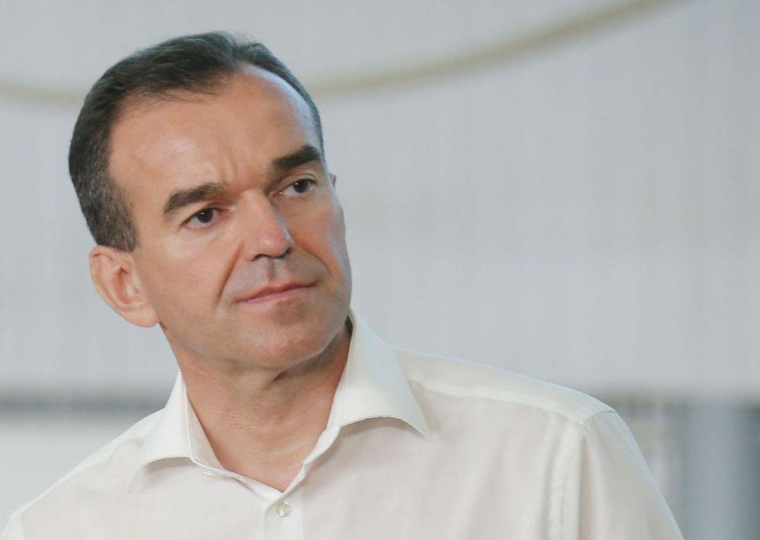Губернатор Кубани объявил новый состав своих заместителей