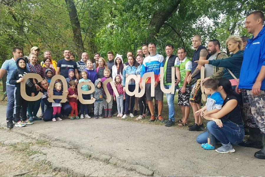Краснодарские волонтеры используют приемы из криминалистики для борьбы с загрязнением Карасунов