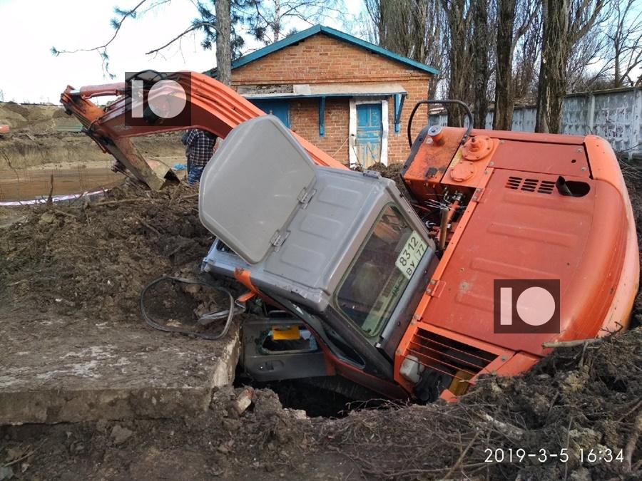 Подрядчик ответит за гибель рабочего при строительстве школы в Краснодаре