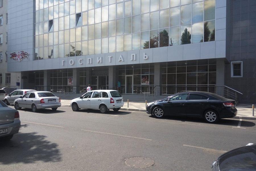 В Краснодаре отделение госпиталя для ветеранов отдадут больным COVID-19