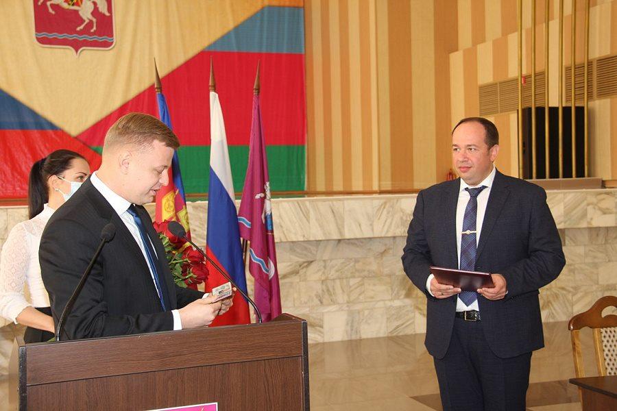 Назначен глава Ленинградского района Кубани