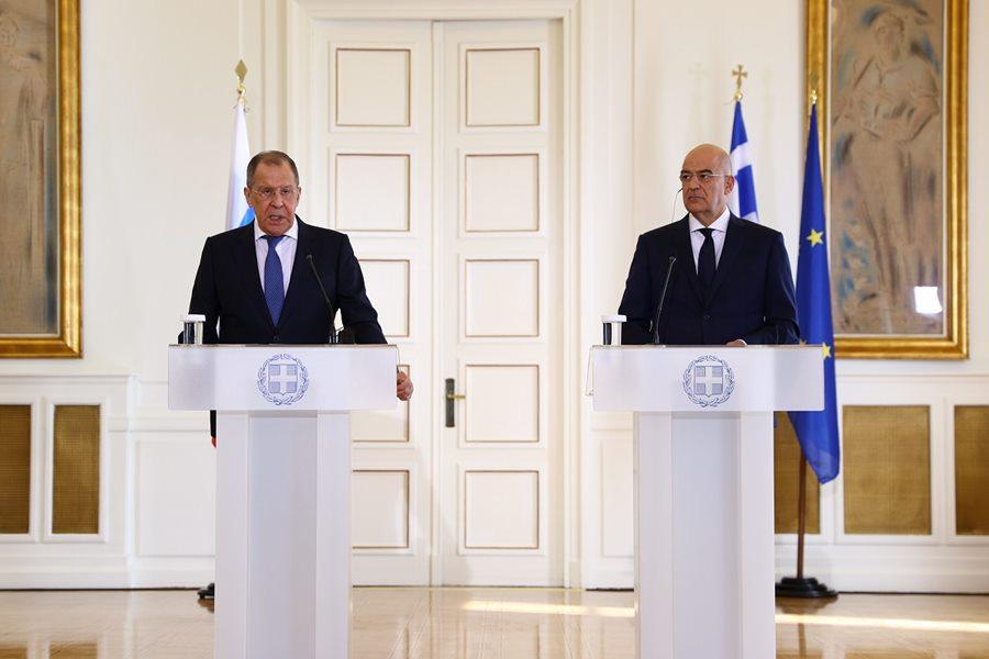 Россия и Греция подписали меморандум о проведении перекрестного Года истории двух стран