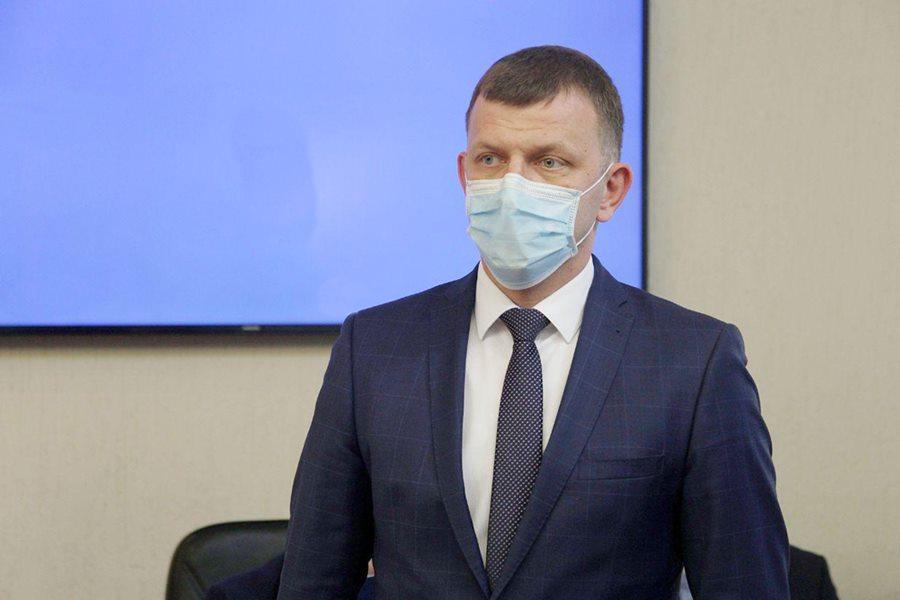 Первым вице-мэром Краснодара назначен Евгений Наумов