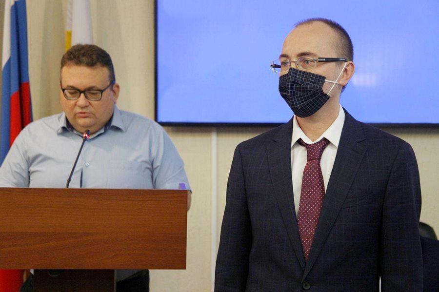 Замглавы Краснодара по внутренней политике стал Антон Смертин