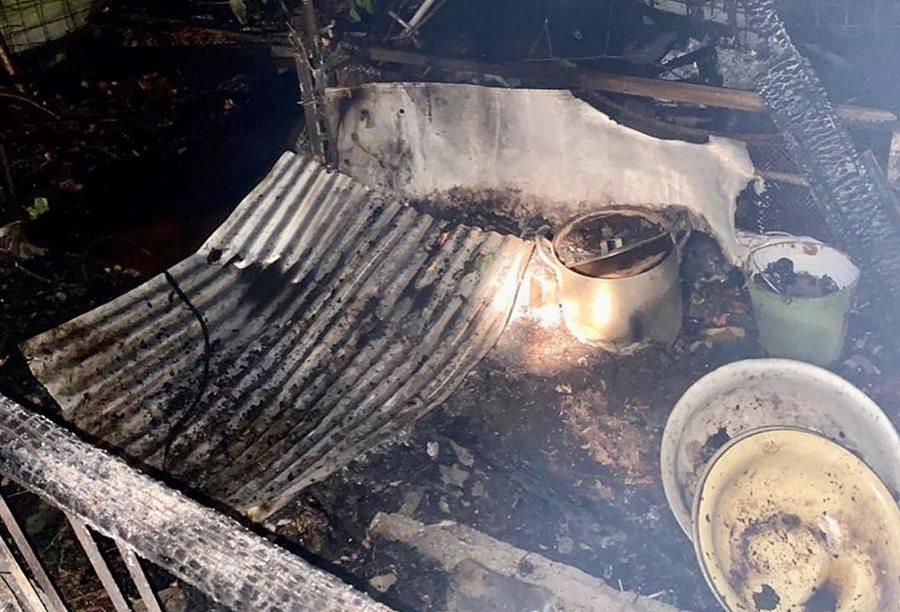 В Сочи при пожаре в частном доме сгорела женщина