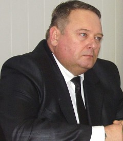 Глава Брюховецкого района Владимир Мусатов ушел в отставку