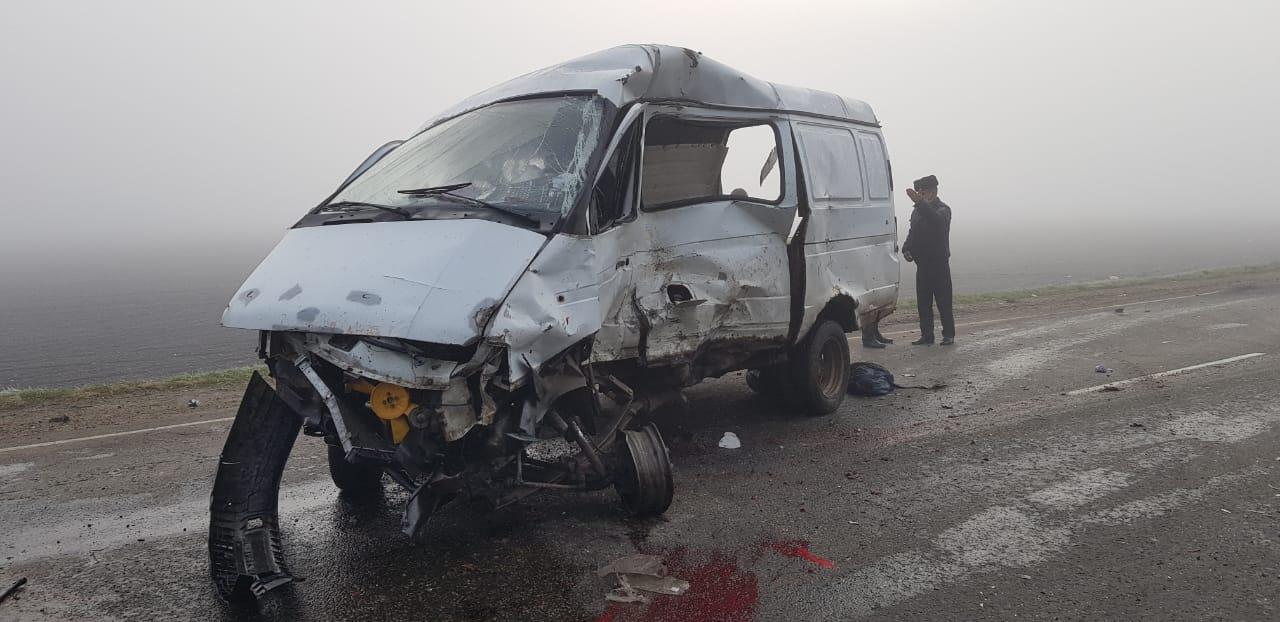 СК подключился к проверке страшной аварии между ГАЗелью и КамАЗом с шестью погибшими на Кубани