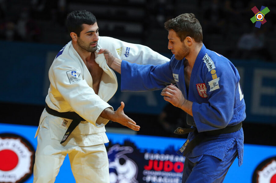 Чемпионом Европы по дзюдо стал спортсмен из Туапсе
