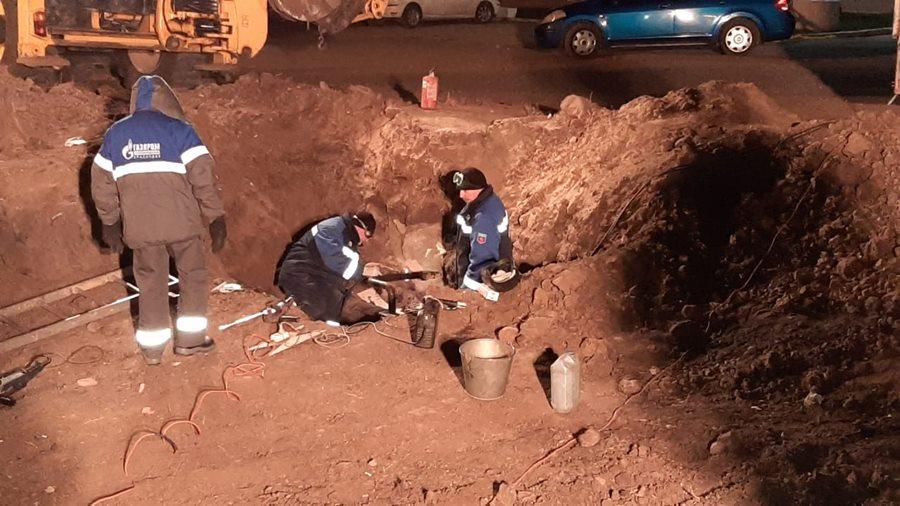Прокуратура организовала проверку по факту повреждения газопровода в Ейске