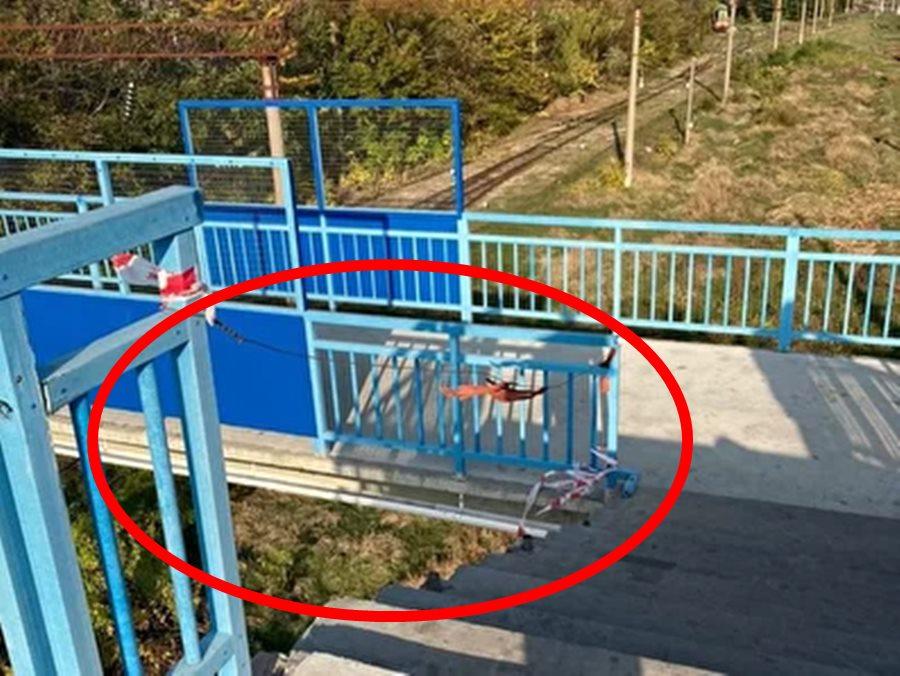 В Армавире стал разрушаться мост, который в 2018 году отремонтировали за 8 млн рублей