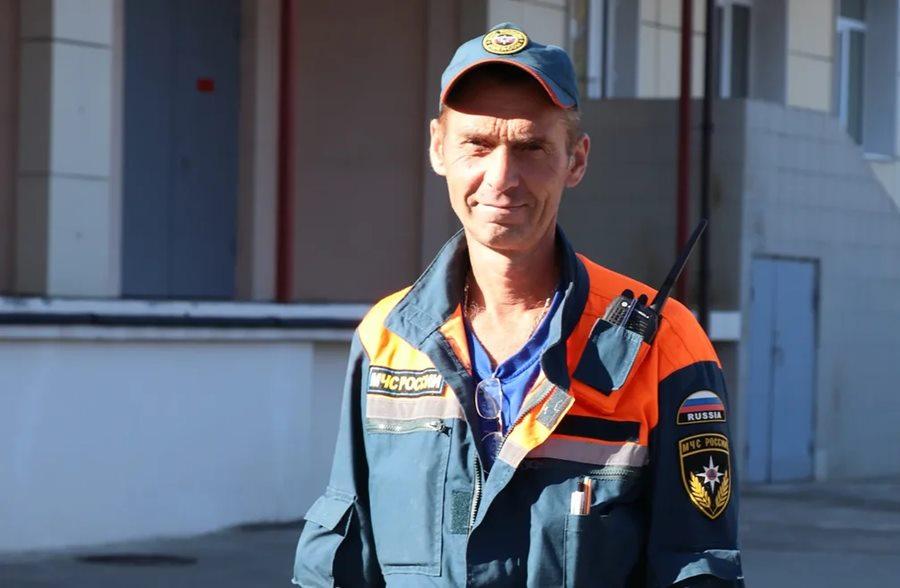 Спасатель из Сочи признан лучшим в России