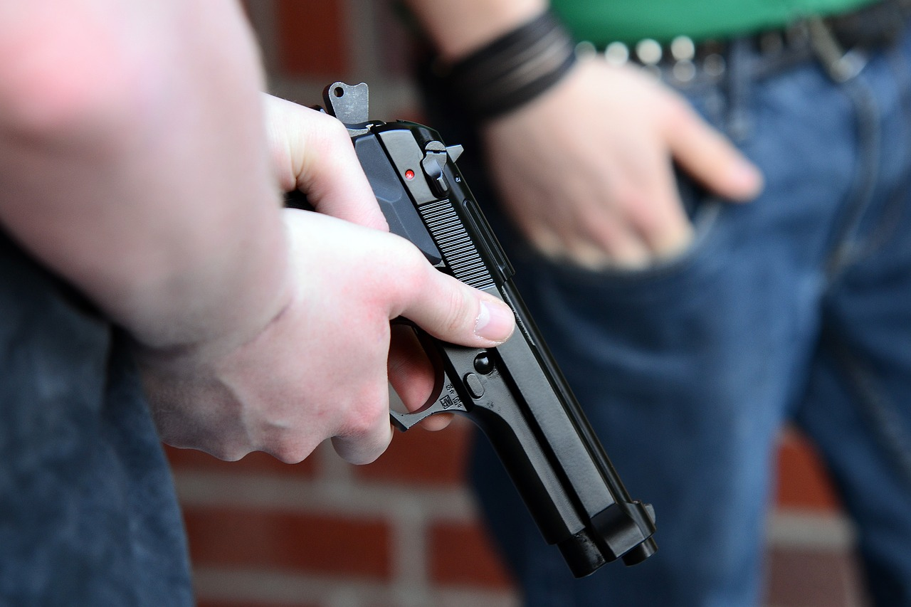 В Краснодаре задержан мужчина, открывший стрельбу на парковке университета