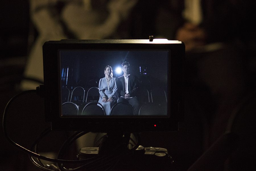 «Это творческий вызов»: в Краснодаре снимают мини-сериал по мотивам спектакля «Бессмертный полк в письмах и лицах»