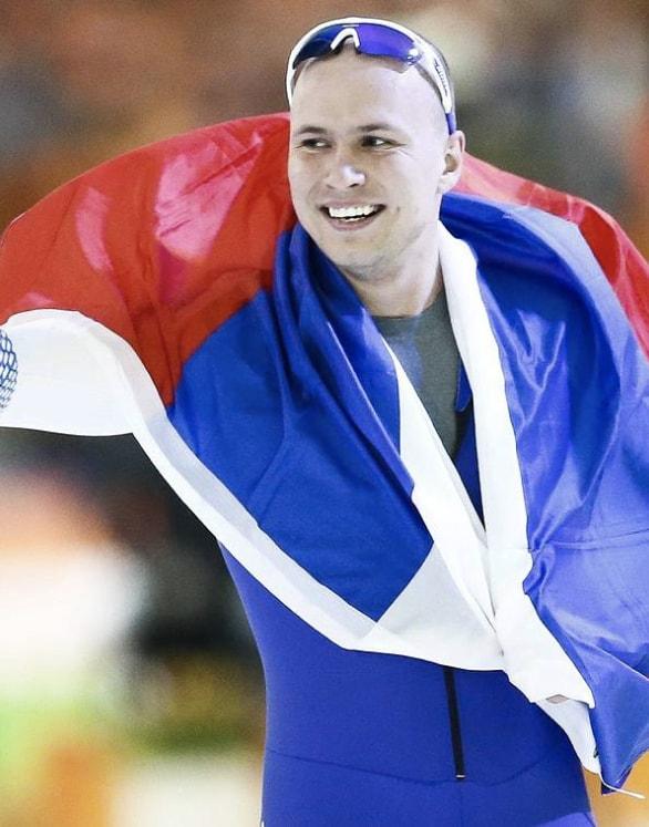 Кубанский конькобежец признан лучшим спортсменом России в 2020 году