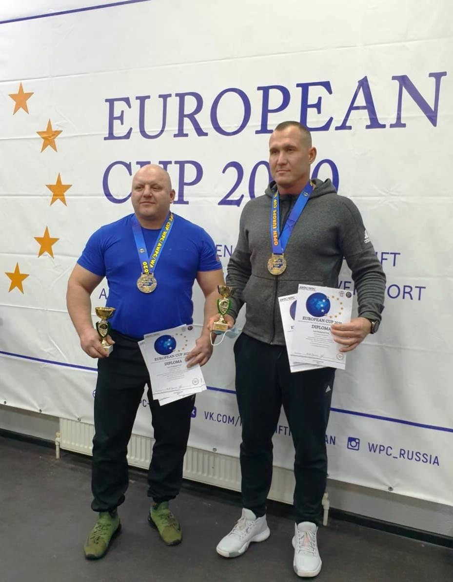 Кубанские спасатели стали чемпионами Кубка Европы по пауэрлифтингу