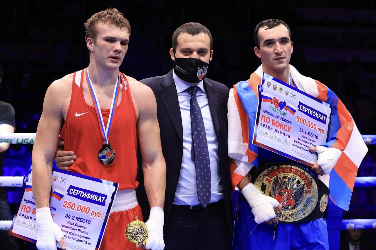 Кубанский спортсмен стал чемпионом России по боксу