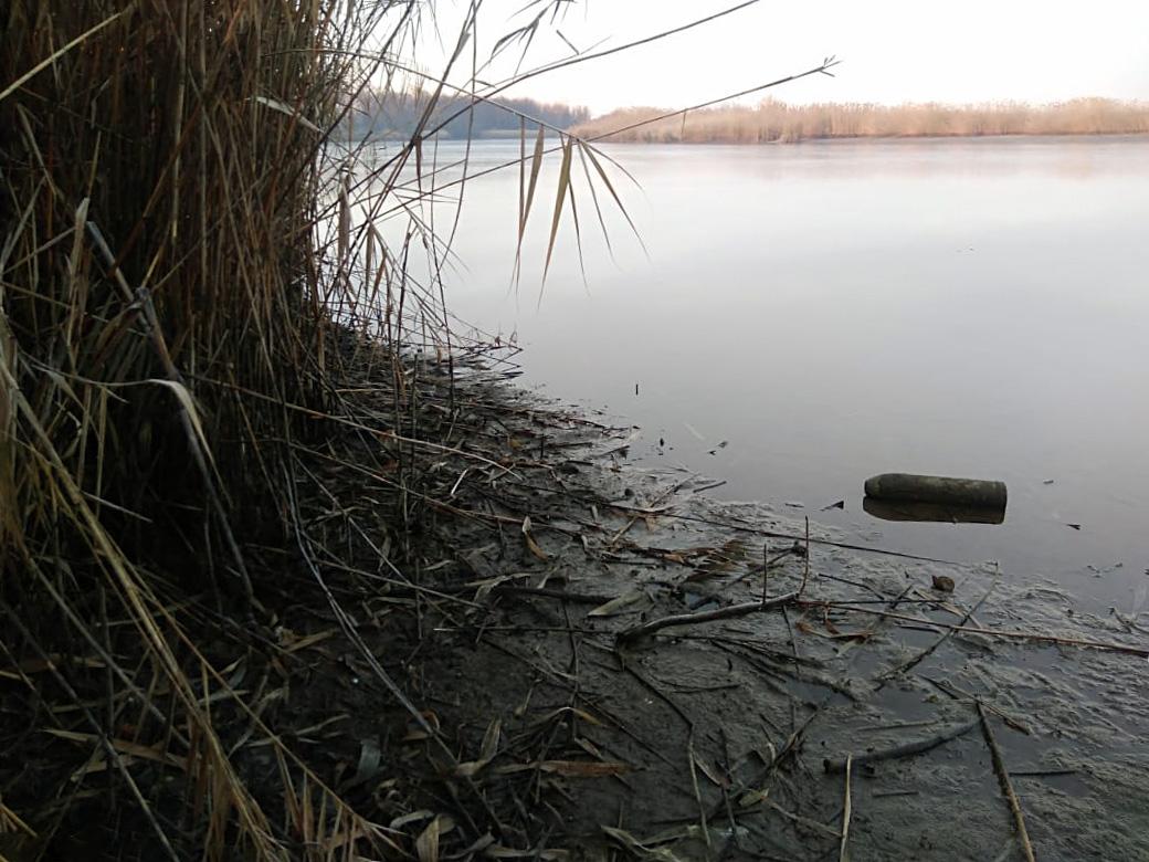 Житель Кубани обнаружил бомбу на рыбалке