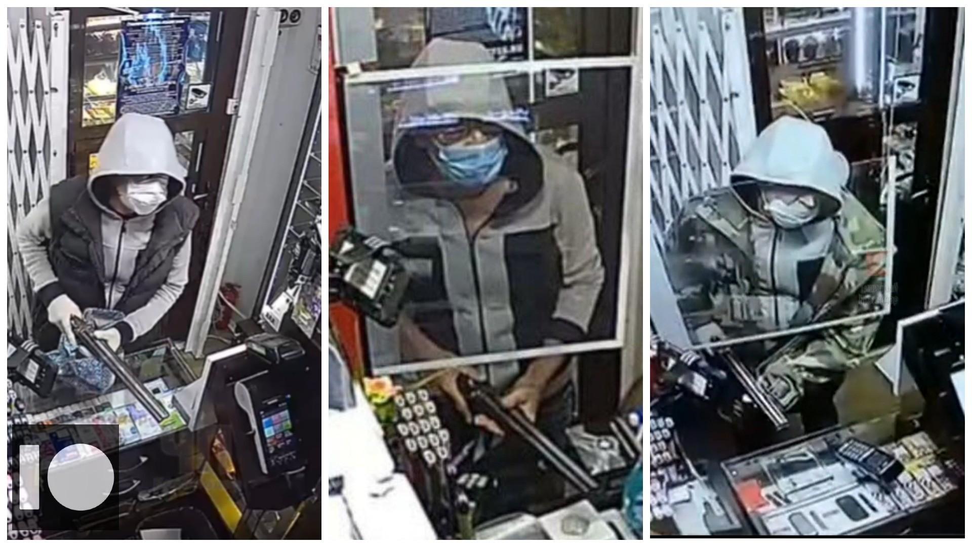 В Краснодаре на киоски Dim Coffee третий раз нападает мужчина с обрезом