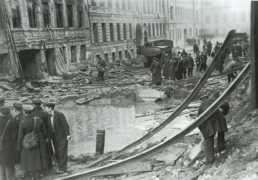 В России отмечают 77-летие снятия блокады Ленинграда