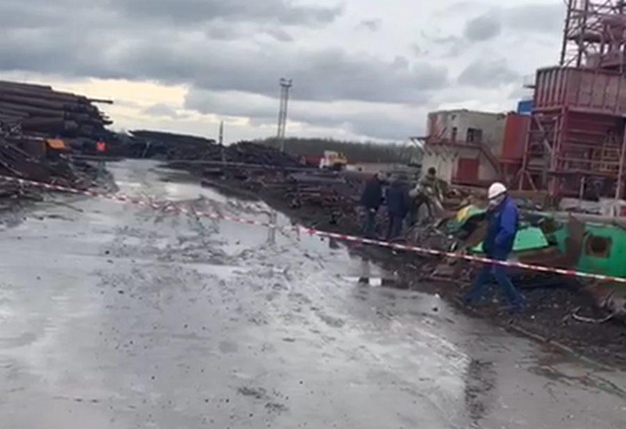 В Абинске на заводе рабочий подорвался на боеприпасе