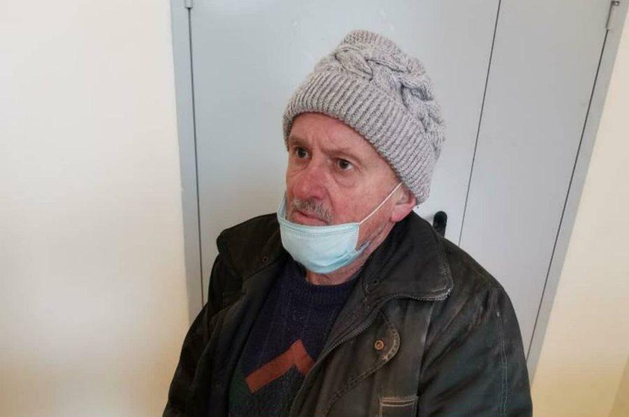 В Краснодаре найден мужчина с потерей памяти из Томской области