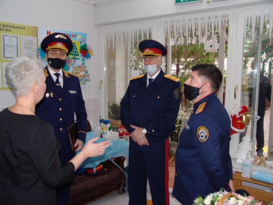 Председатель СК Бастрыкин побывал в доме ребенка в Сочи