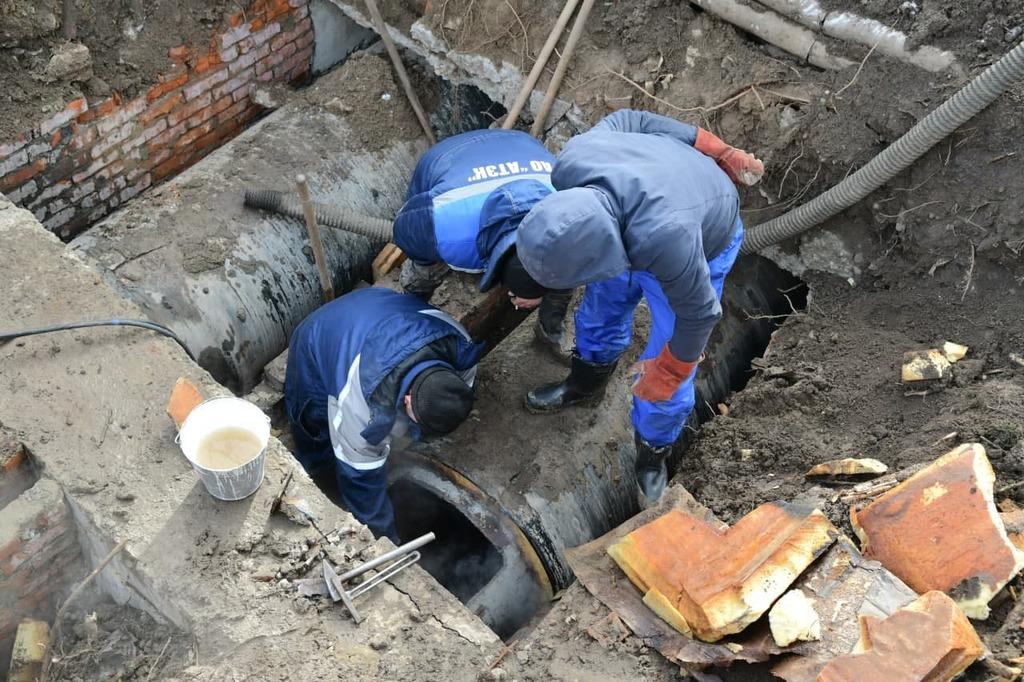 Подачу тепла в микрорайоны Краснодара возобновят вечером