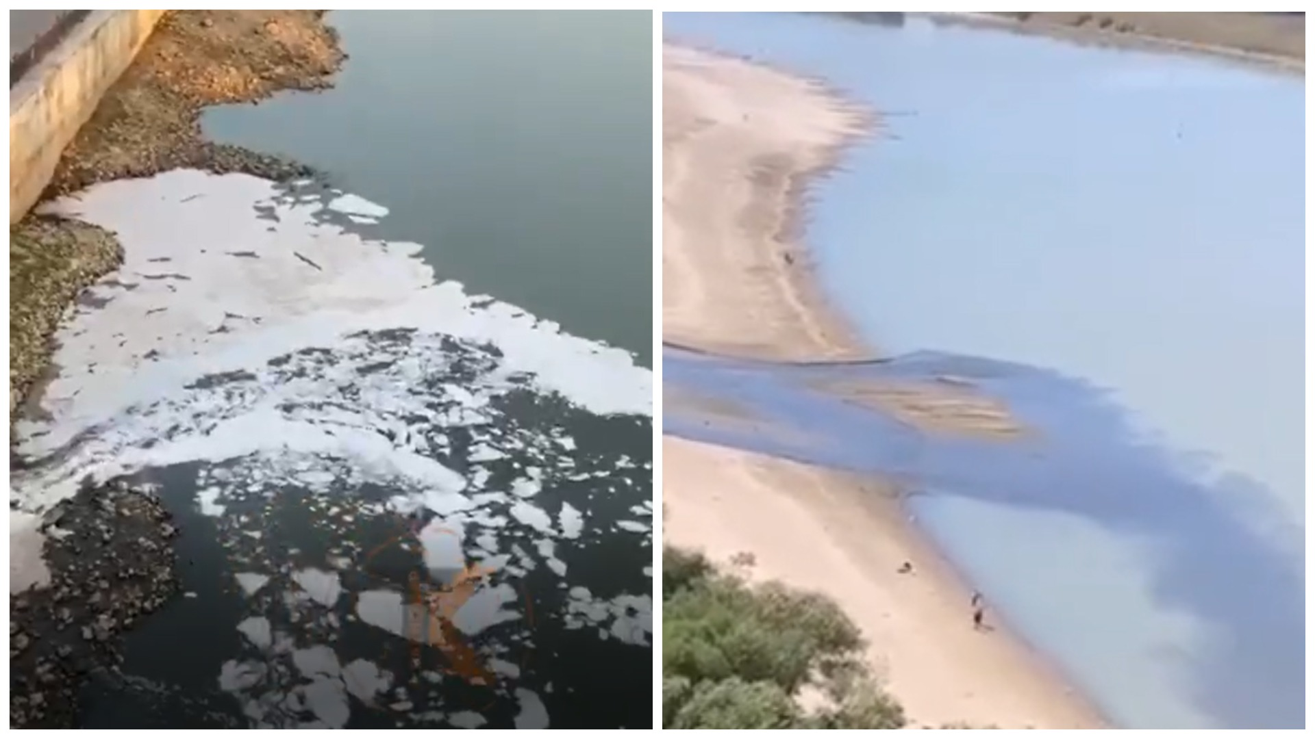 Мэрию Краснодара оштрафовали на 3,6 млн рублей за загрязнение реки Кубань