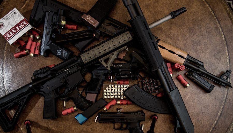 На Кубани ФСБ раскрыла подпольных оружейников