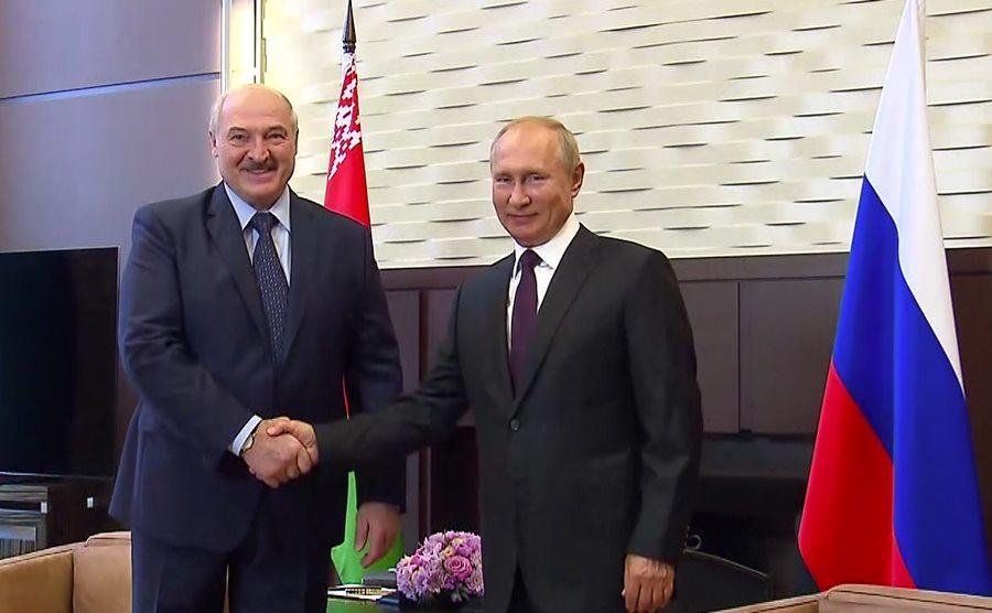 Путин и Лукашенко проведут переговоры в Сочи 22 февраля