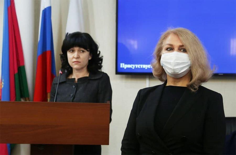 Ирина Романец уволена с поста главы департамента внутренней политики мэрии Краснодара спустя два месяца после назначения