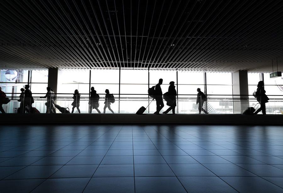 Аэропорт Краснодара закрыт из-за снегопада
