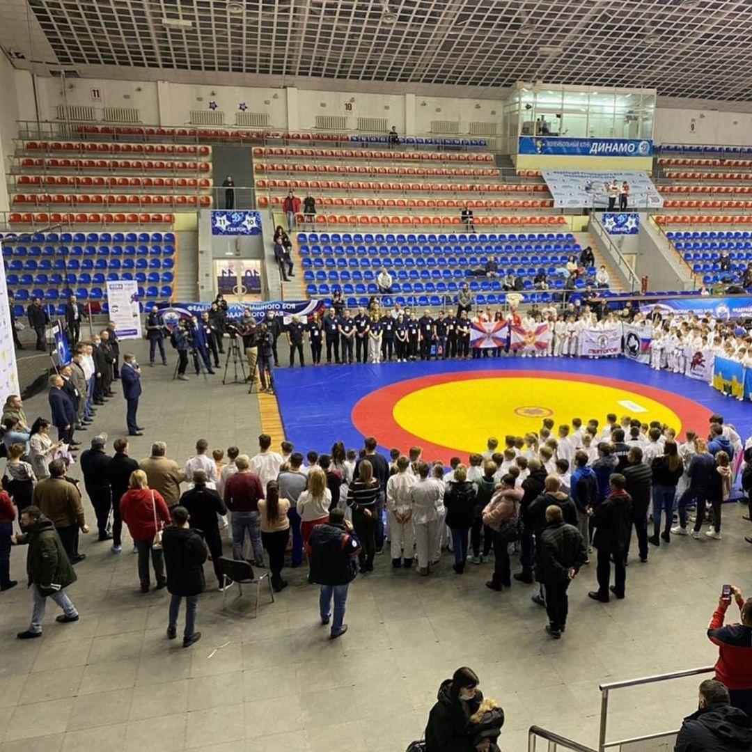 В Краснодаре состоялся турнир по рукопашному бою памяти Героя России Вячеслава Евскина